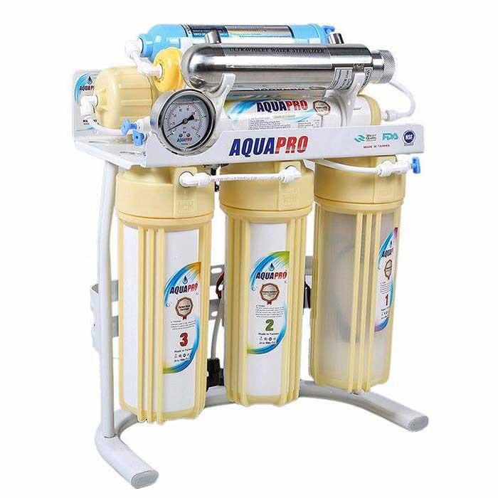 دستگاه تصفیه آب خانگی آکوا پرو مدل RO-UV-ORP