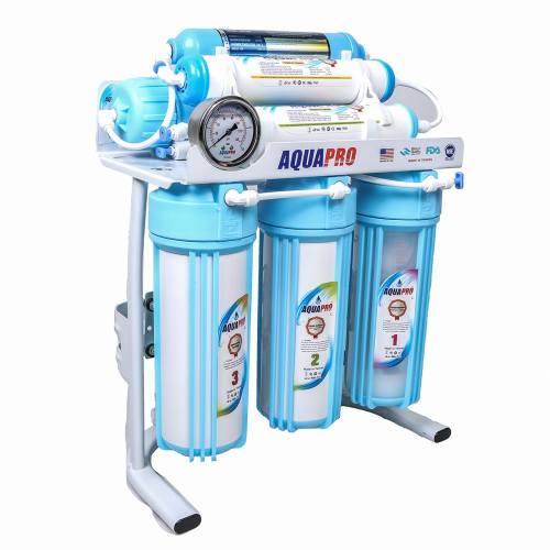 دستگاه تصفیه آب آکوا پرو مدل RO7-ORP