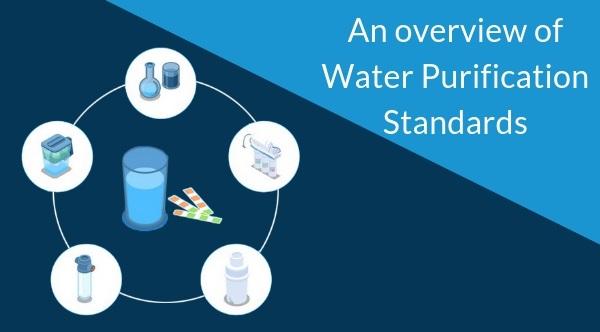 معیار های تصفیه آب
