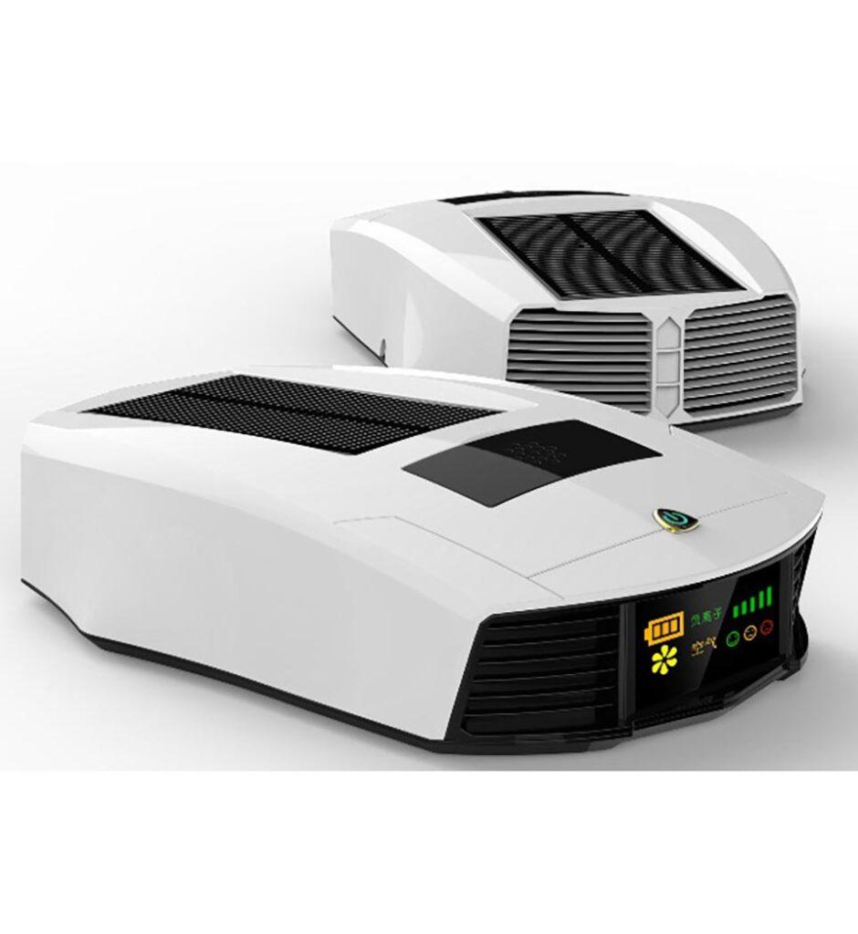 انواع دستگاه تصفیه هوا